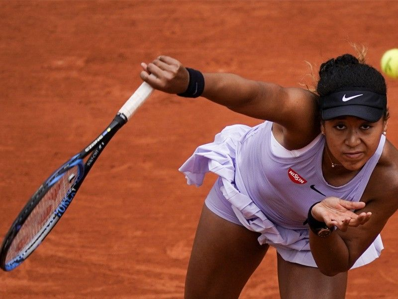 US Open champ Osaka withdraws from French Open with injury