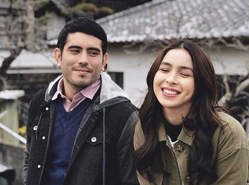 Jay Sonza alleges Julia Barretto is pregnant with Gerald Anderson's baby