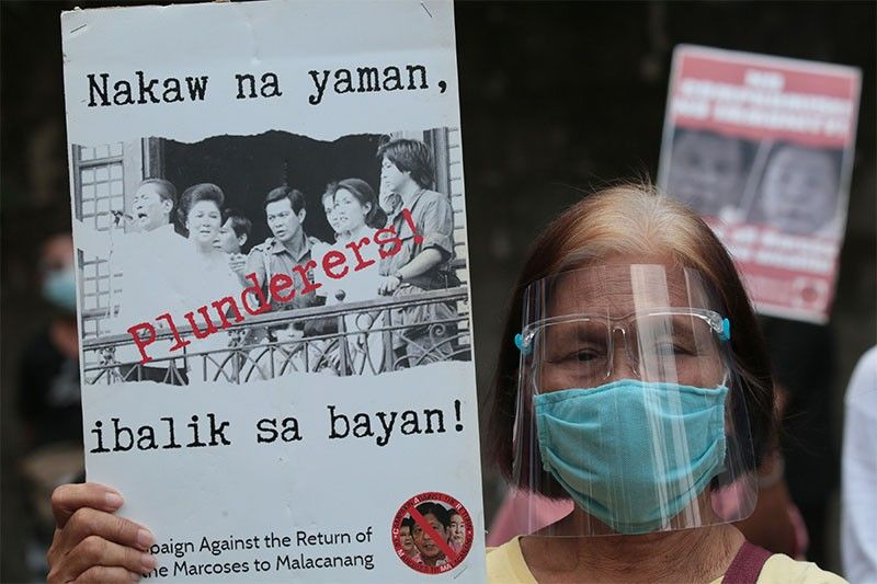Filipinos urged to reject lies about Marcos rule on 48th martial law anniversary