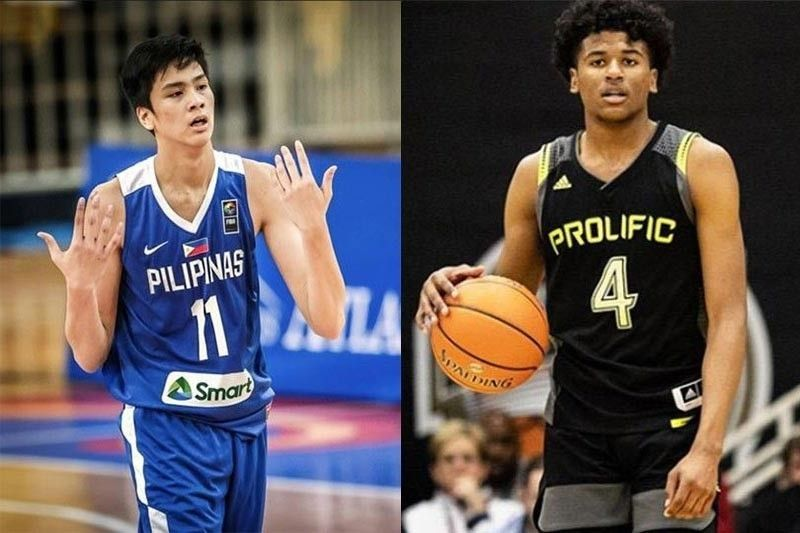 Kai Sotto's NBA G League squad to test mettle in 'bubble' tourney