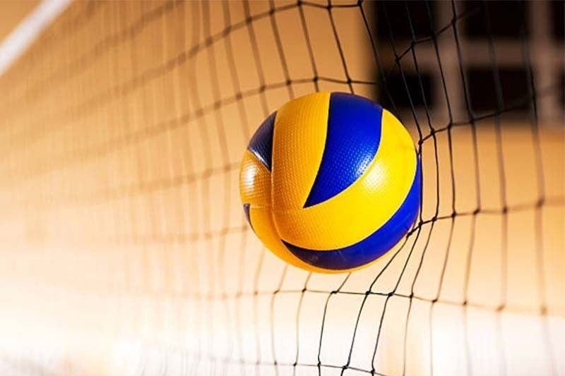 Perpetual drops spiker from men's volleyball squad
