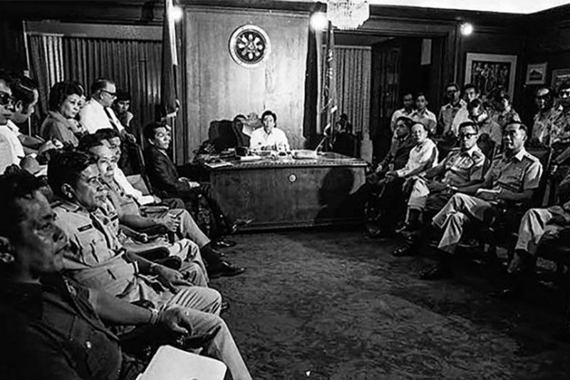 September 23 marks the day the Philippines learned it was under Martial Law