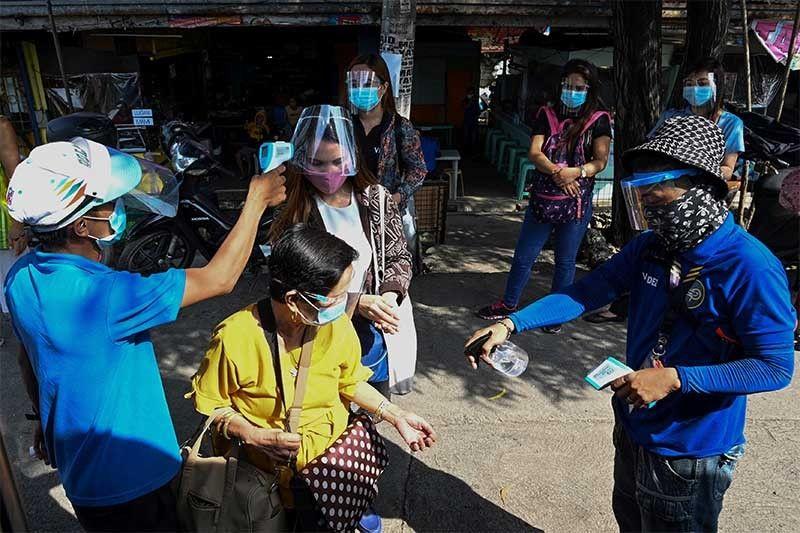 Coronavirus infections in Philippines climb past 299,000