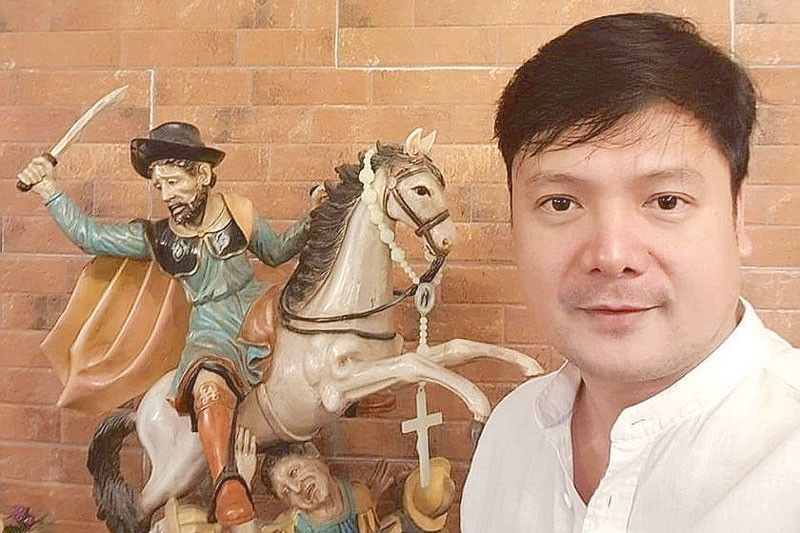Leandro Baldemor: The actor is a sculptor