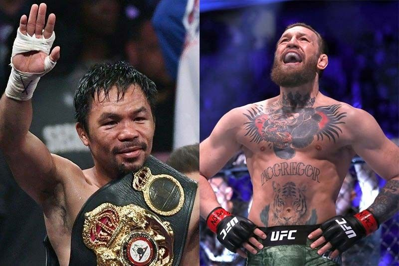 Manny Pacquiao and Conor McGregor will 'definitely' happen, says agent