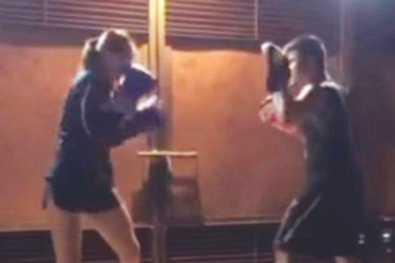 Pinasok na rin ni Alyssa ang pagbo-boxing