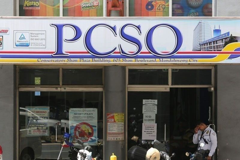 STL resumes in 61 PCSO authorized agents