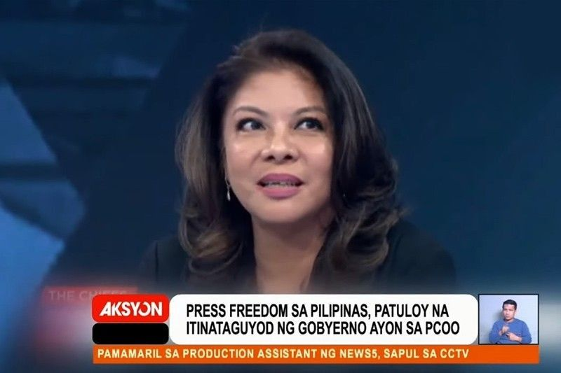 House minority wants Lorraine Badoy out of PCOO for continued red-tagging