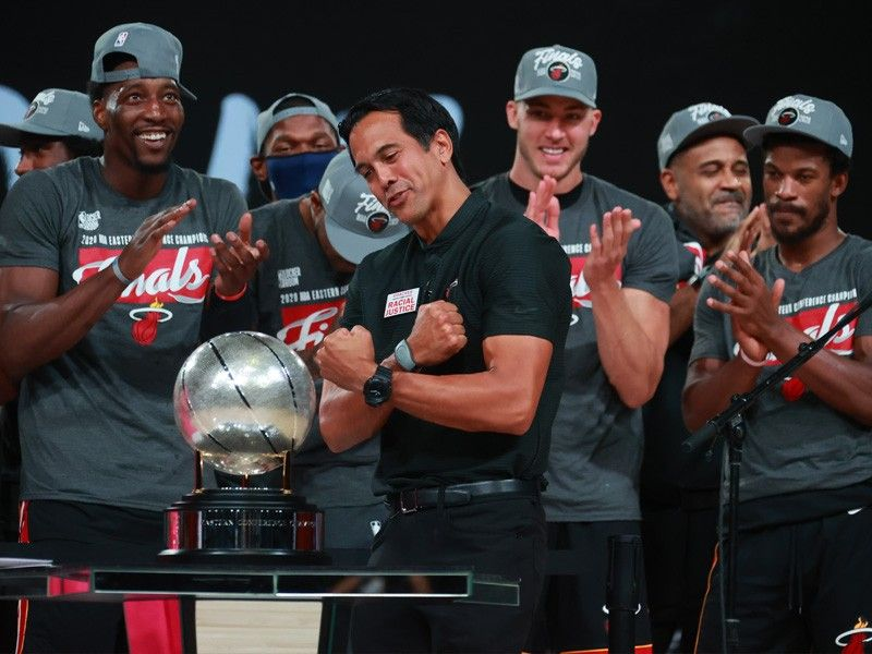 Time for Heat coach Erik Spoelstra to get his due