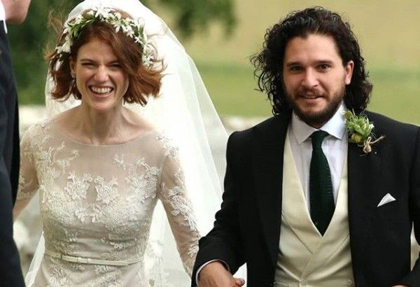 A baby is coming: 'Game of Thrones' stars Kit Harington, Rose Leslie expecting first child