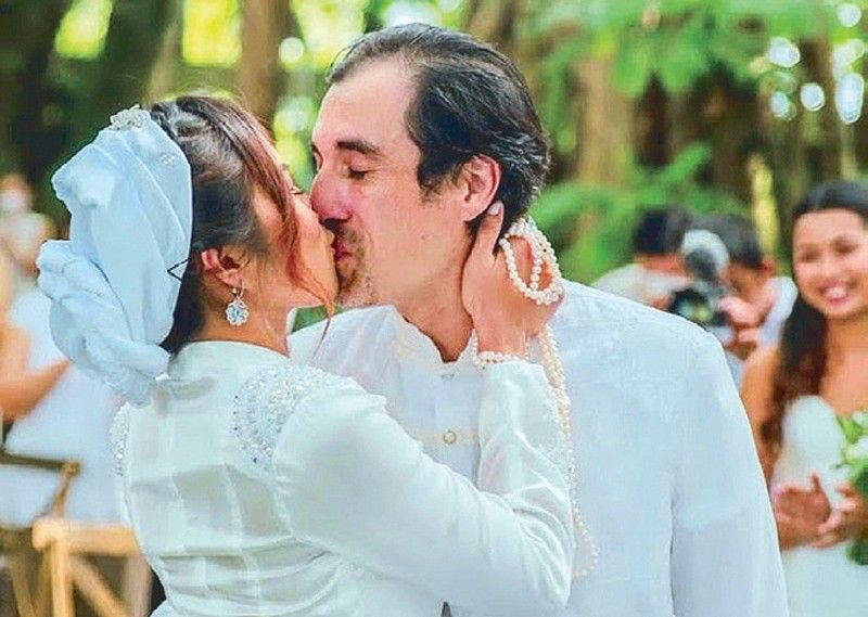 A royal wedding in Negros
