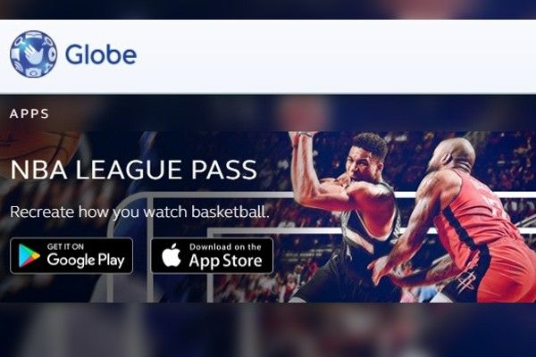 NBA League Pass for live 2020 playoffs now available on GCash