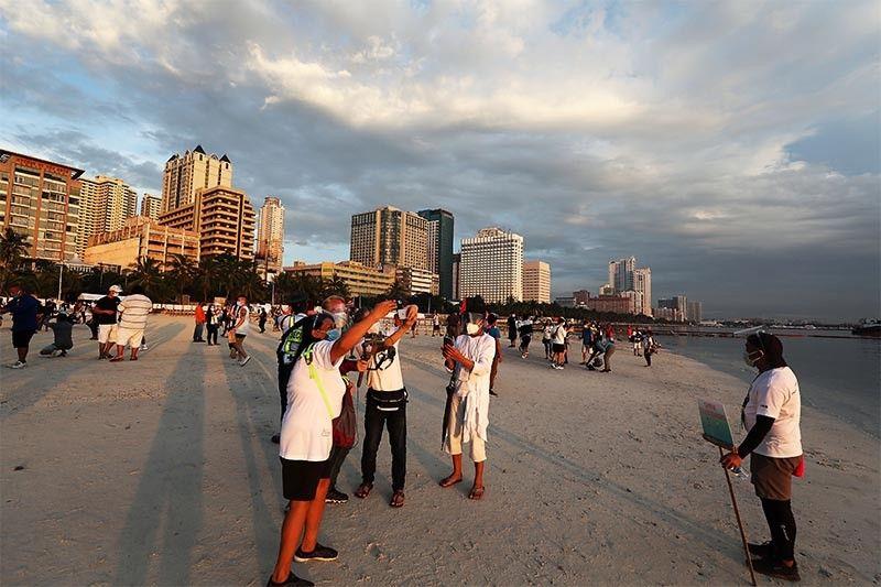 'Manila Bay Sands' a costly effort that won't solve Manila Bay's problems � marine scientists