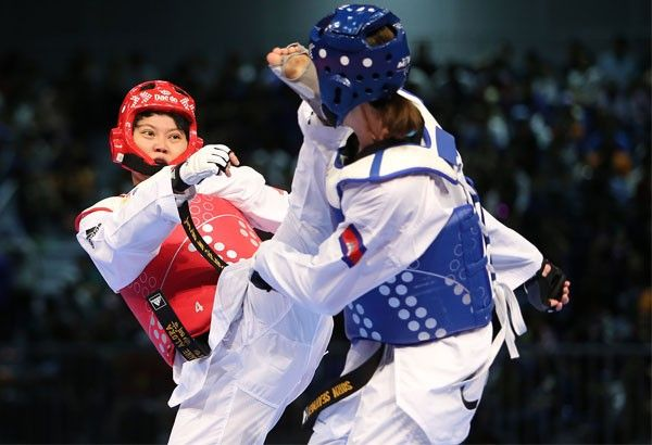 Filipina Olympian jin delays retirement, eyes Tokyo berth