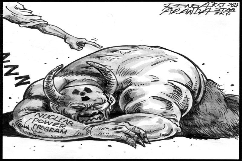 EDITORIAL - Going nuclear