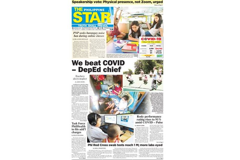 The STAR Cover (October 6, 2020)