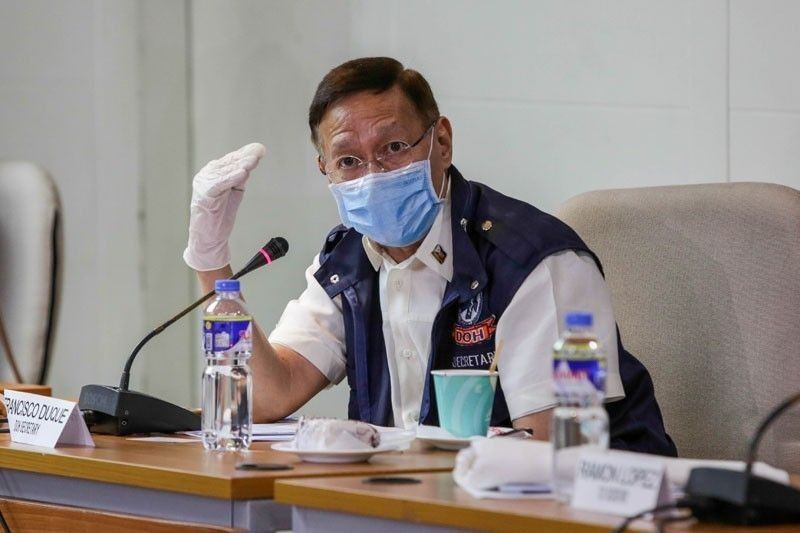 Duterte says he can't find reason to prosecute Duque over PhilHealth mess
