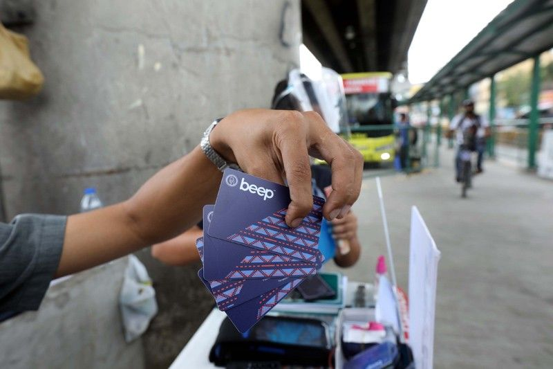 LTFRB: Beep cards now free