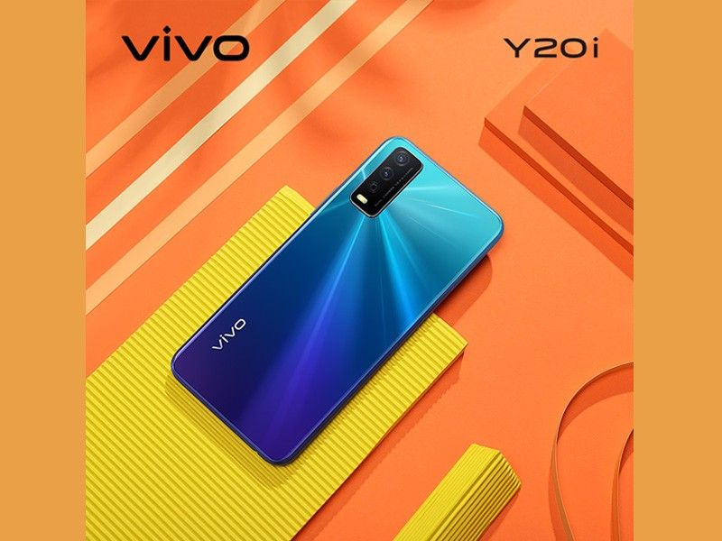How the light and stylish vivo Y20i complements your wardrobe