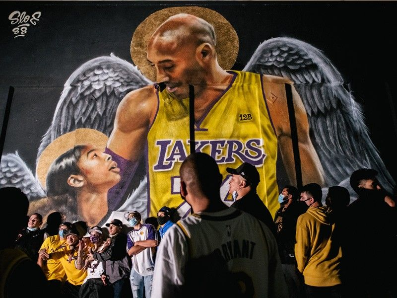 Kobe's spirit lived on in Lakers' drive to NBA crown