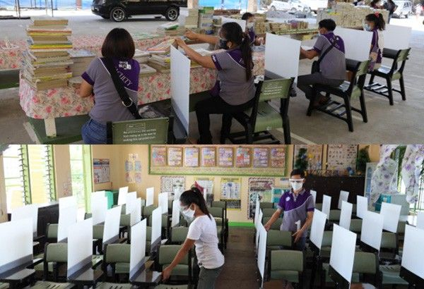 Millions of waste plastic turned into thousands of 'new normal' school chairs