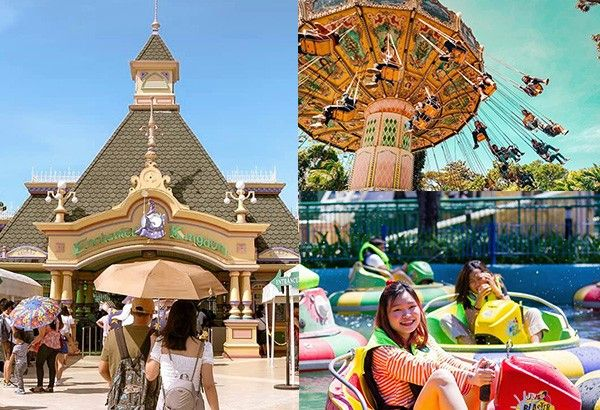Enchanted Kingdom to reopen with new rides, no COVID-19 testing required