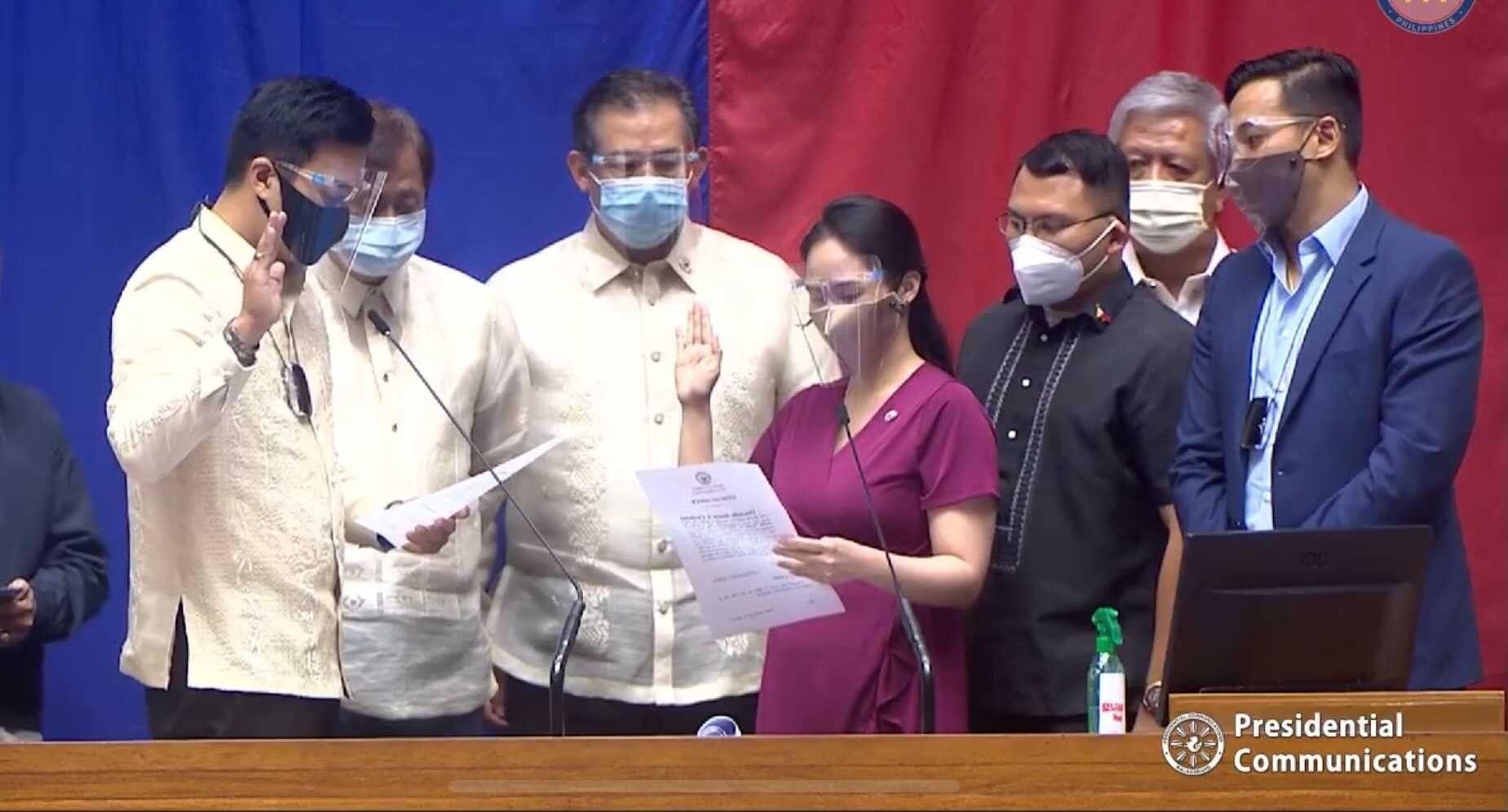 Duterte Youth�s first agenda in House: Probe civilian orgs �recruiting� for NPA