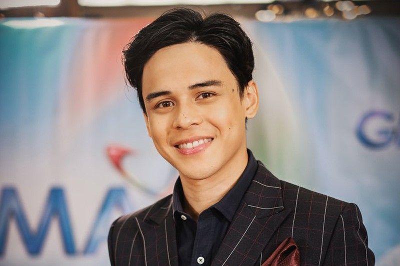 'Newest Kapuso' Khalil Ramos receives hearty GMA welcome from Gabbi Garcia