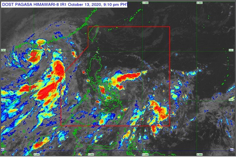 Ofel to make landfall over Samar