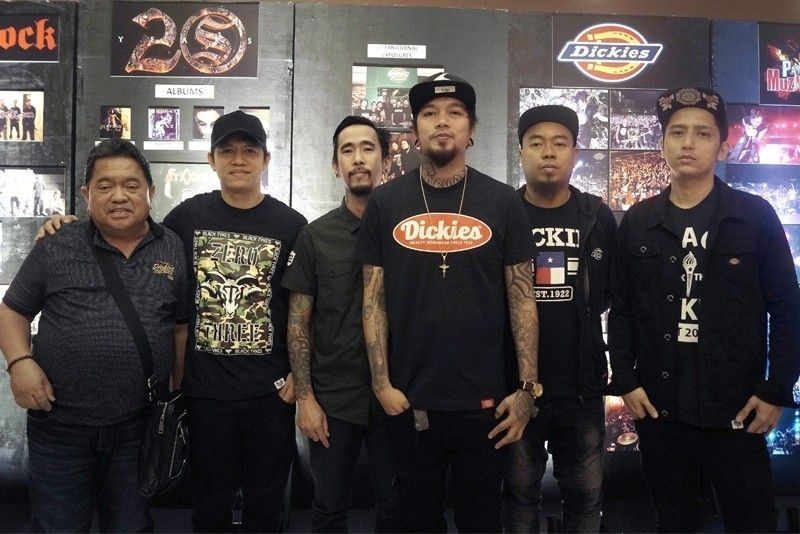 Slapshock to reportedly disband after 23 years
