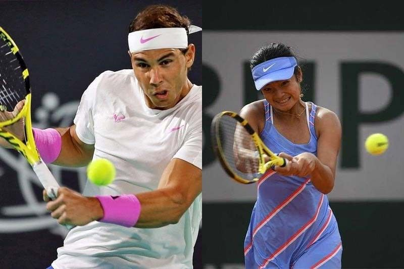 Alex Eala earns praise from Rafael Nadal after French Open stint