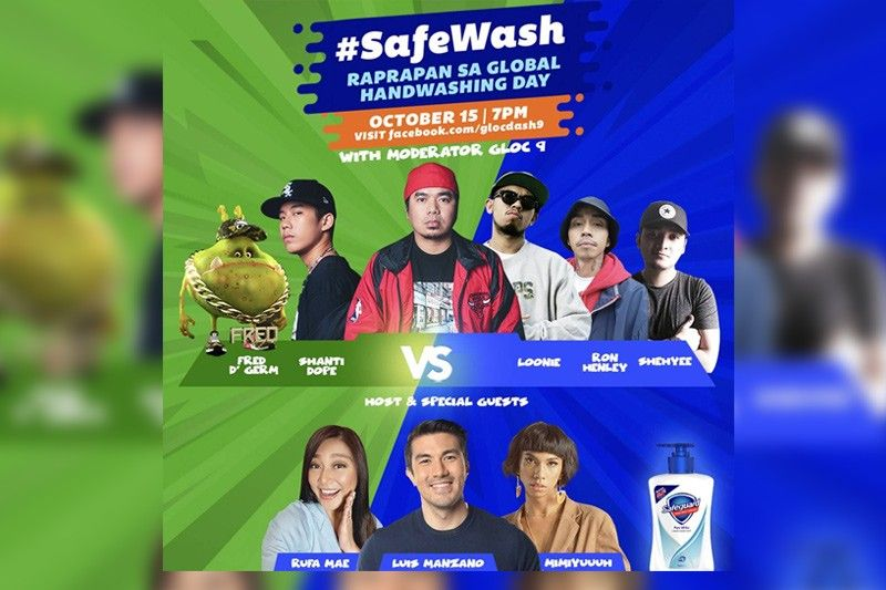 Fred D� Germ unhygienic music video goes viral on social media, Pinoys rebuff with Safeguard