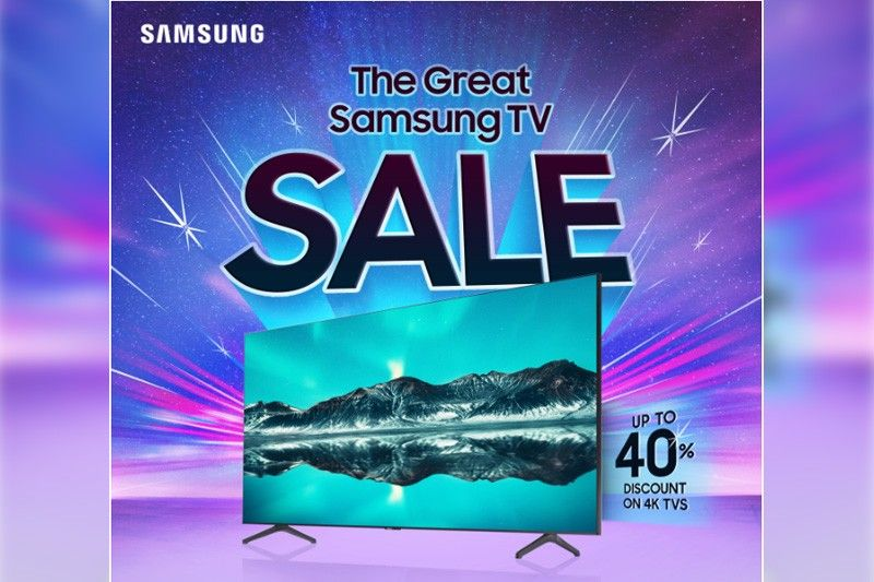 Get ready for the Greatest Samsung TV sale yet