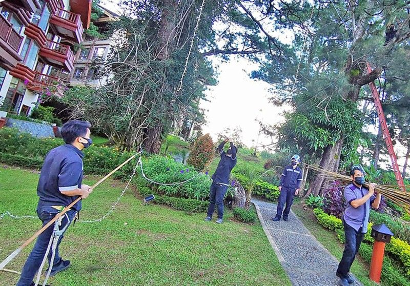 Baguio to accept tourists from more Luzon regions