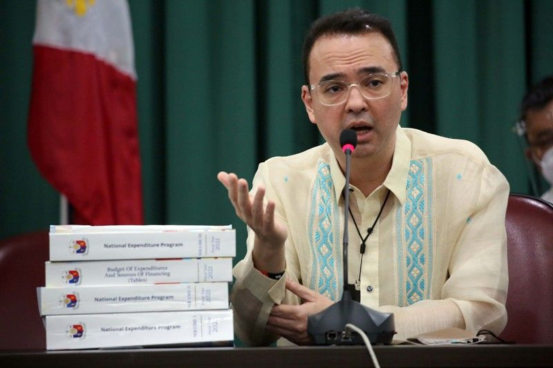 Speaker offers post to Cayetano