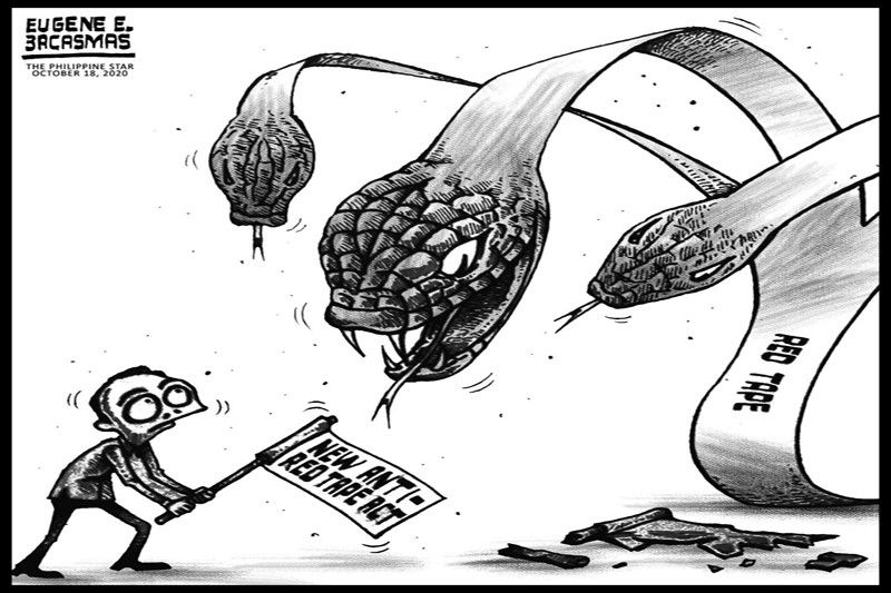 EDITORIAL - Another law vs red tape