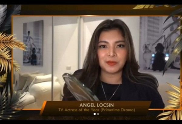 Angel Locsin wins Best Actress anew