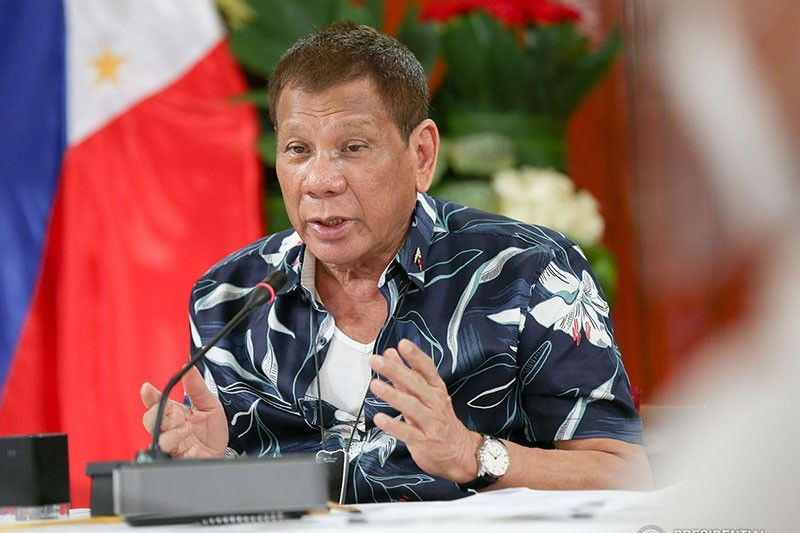 Duterte: PhilHealth's P930 million debt to Red Cross will be paid but 'will take time'