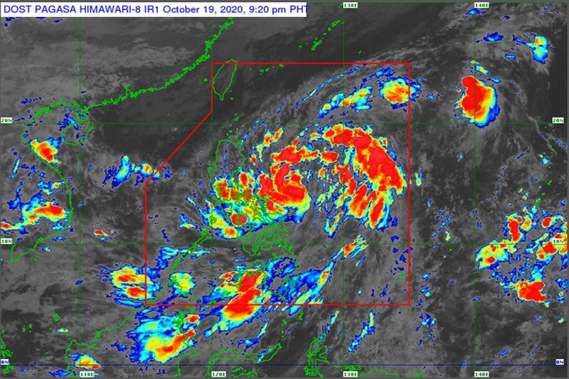 Pepito expected to hit Luzon tonight