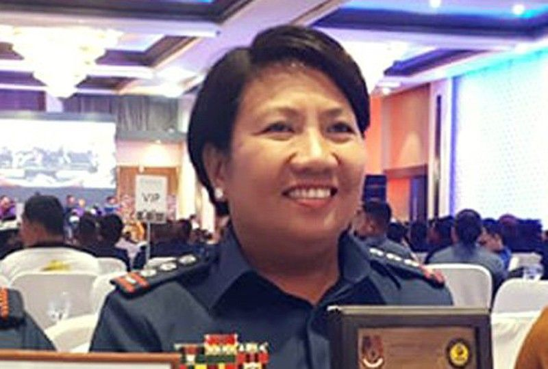 Metro Manila gets first female police chief