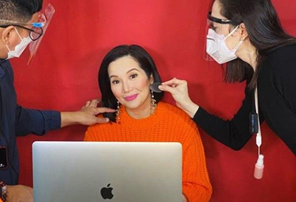 Start of TV comeback? Kris Aquino to appear in GMA special