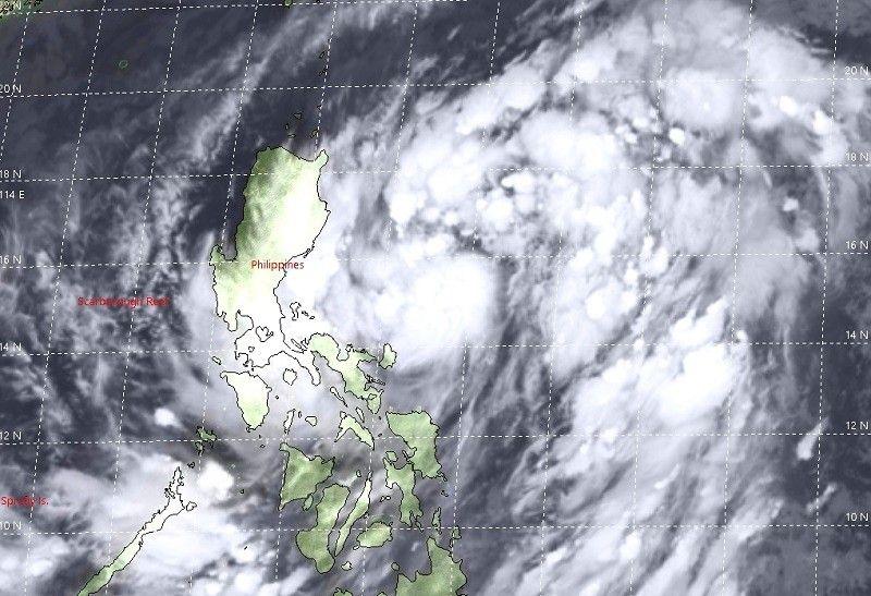 Signal No. 1 itinaas sa Metro Manila, 22 pang lugar dahil kay 'Pepito'