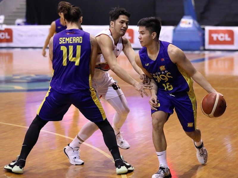 TNT�s Pogoy named best player of PBA bubble�s opening week