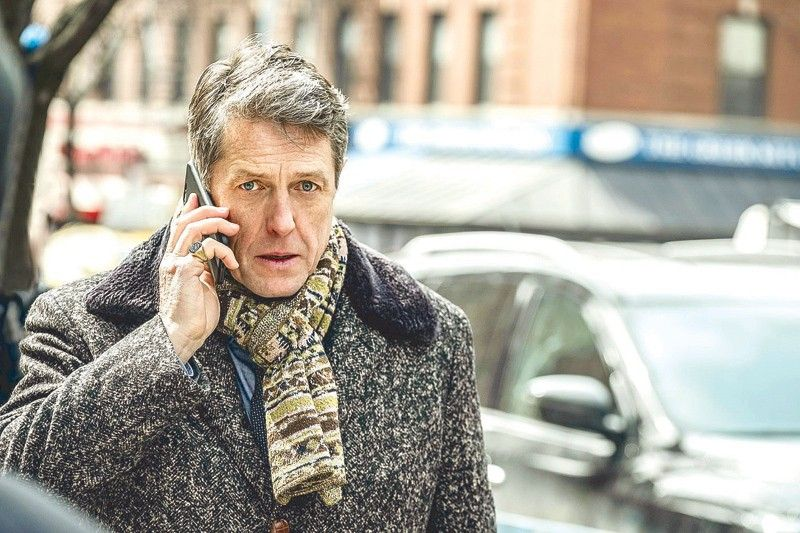 The Undoing star Hugh Grant on �late fatherhood�: �It made me a better actor�