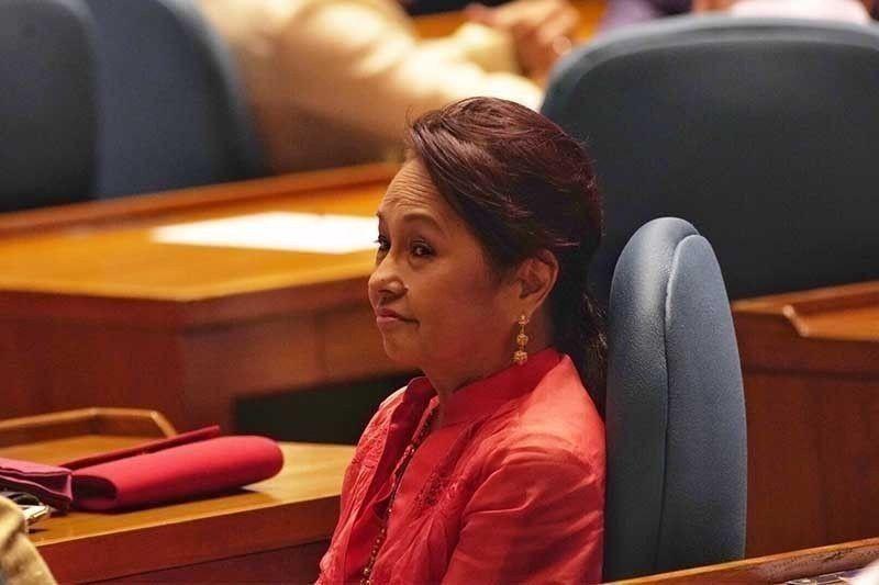 �Gloria Macapagal Arroyo helped solve speakership row�