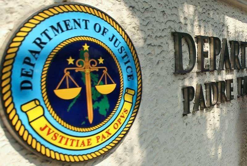 DOJ takes down report uploaded on website that red-tagged lawmakers