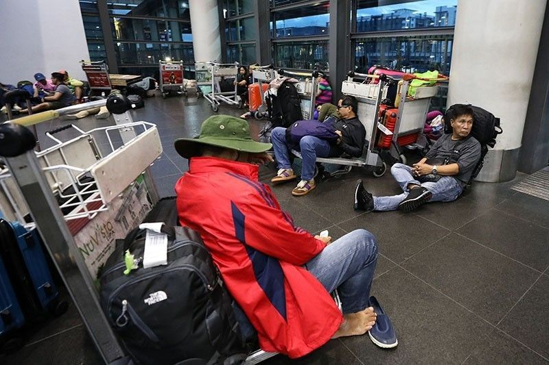 IATF withdraws pre-boarding tests for outbound Filipino travelers