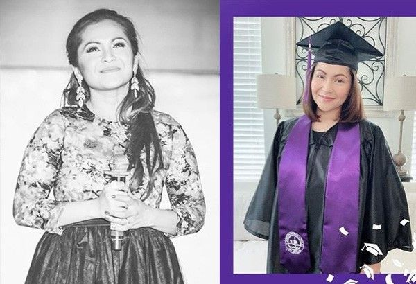 'Bachelor's degree before 40': Carol Banawa shows 'you're never too old' to reach your dreams