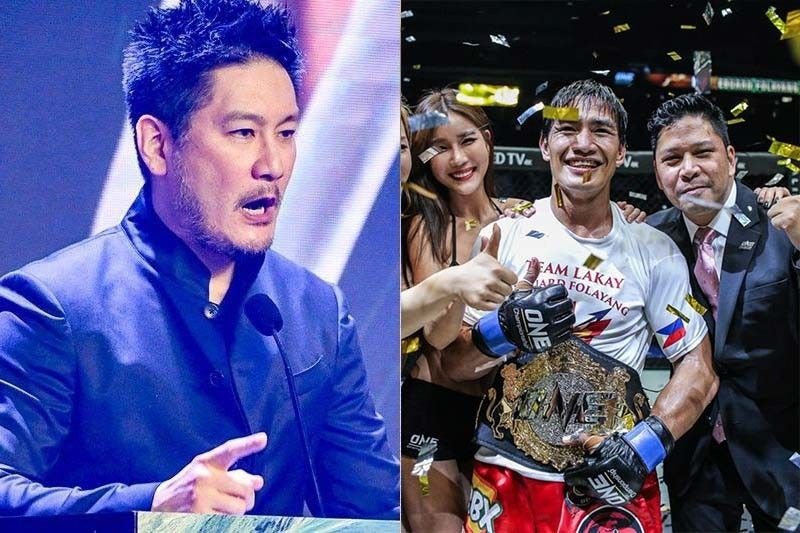 ONE chief: Eduard Folayang still 'very fresh' despite age