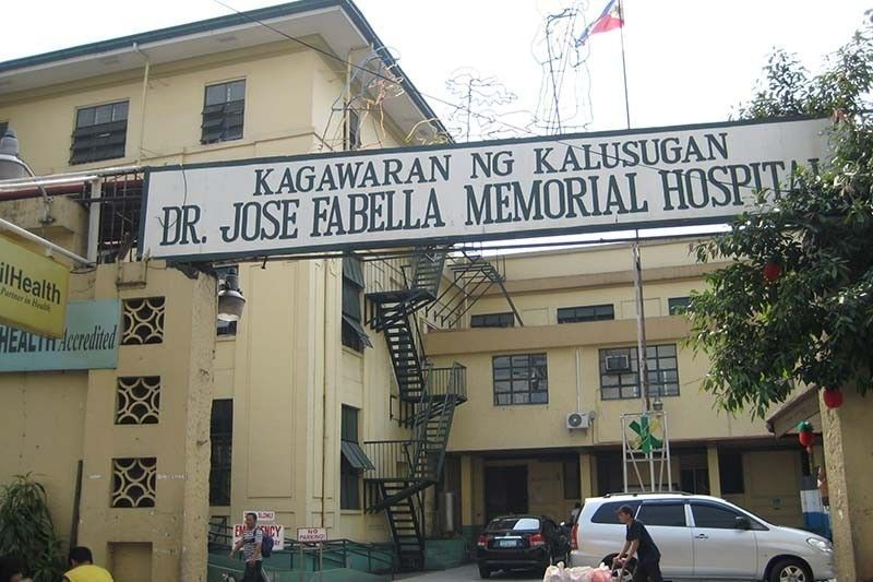 COVID-19 threat looms over Fabella Hospital with 11 staff positive